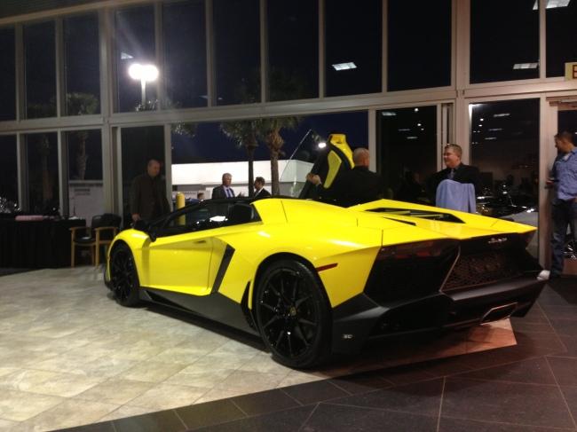 50th Car